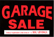 GARAGE $ALE TODAY! - Toys - Books - Beads- Guitars!